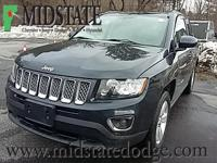 2015 Jeep Compass Gray Hands Free Calling, Blue Tooth,