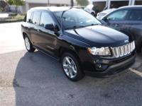 This 2015 Jeep Compass Latitude 4x4 will sell fast