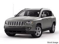 Recent Arrival! 2015 Jeep Compass Latitude CARFAX