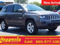 Recent Arrival! CARFAX One-Owner. This 2015 Jeep