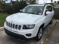 Check out this gently-used 2015 Jeep Compass we