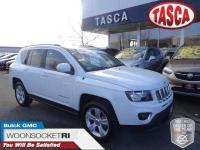 Recent Arrival!Bright White Clearcoat 2015 Jeep Compass