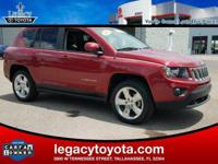 CARFAX One-Owner. Compass Latitude, 4D Sport Utility,