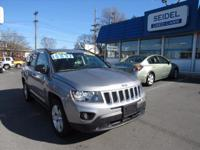 This 2015 Jeep Compass Sport is just the great preowned