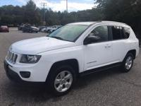 Options:  2015 Jeep Compass Sport|Sport 4Dr