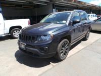 Come see this 2015 Jeep Compass . Its Automatic
