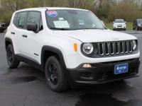 Recent Arrival! 2015 Jeep Renegade Sport CARFAX