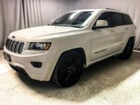CARFAX One-Owner. Bright White Clearcoat 2015 Jeep