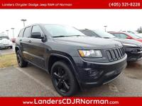 ALTITUDE 4X4 HARD LOADED CARFAX One-Owner. Black 2015
