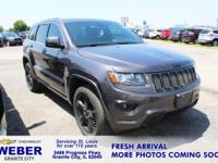 Recent Arrival! Black Jeep Grand Cherokee **ANOTHER