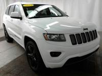 Boasts 24 Highway MPG and 17 City MPG! This Jeep Grand