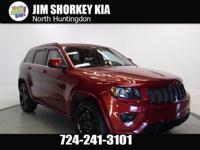 Recent Arrival! 2015 Jeep Grand Cherokee Altitude