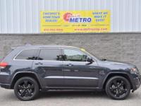 2015 Jeep Grand Cherokee Altitude  in Maximum Steel