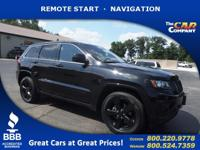 Used 2015 Jeep Grand Cherokee,  DESIRABLE FEATURES: