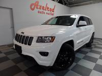 Clean Carfax Jeep Grand Cherokee Altitude Edition with