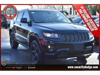 This 2015 Grand Cherokee Altitude 4X4 3.6 Liter