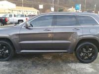 2015 Jeep Grand Cherokee High Altitude CARFAX: 1-Owner,