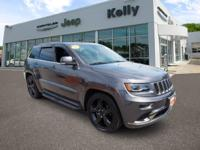 Local One Owner, Jeep Certified, CARFAX 1-Owner, GREAT