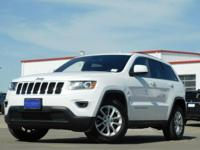 2015 Jeep Grand Cherokee Bright White Clearcoat 8-Speed