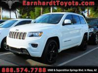 We are thrilled to offer you this 1-OWNER 2015 JEEP