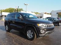2015 Jeep Grand Cherokee Certified. CARFAX One-Owner.
