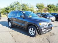 Jeep Certified, CARFAX 1-Owner, Local One Owner. JUST