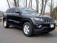 CARFAX One-Owner. Clean CARFAX. Black 2015 Jeep Grand