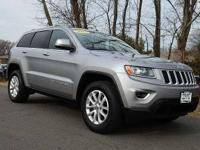 CARFAX One-Owner. Clean CARFAX. Grey 2015 Jeep Grand