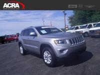 Used Jeep Grand Cherokee, options include:  Heated