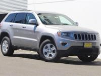 2015 Jeep Grand Cherokee Billet Silver Metallic