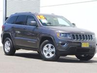 2015 Jeep Grand Cherokee Granite Crystal Metallic