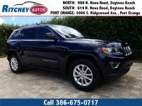 LOW MILEAGE 2015 JEEP GRAND CHEROKEE LAREDO 4WD**CLEAN