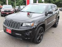 Black 2015 Jeep Grand Cherokee Laredo 4WD 8-Speed