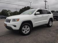 Laredo trim. CARFAX 1-Owner, Jeep Certified, Very Nice,