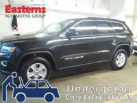 Options:  2015 Jeep Grand Cherokee Laredo|Black|2015