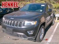 Options:  2015 Jeep Grand Cherokee Laredo 4X4|Brilliant