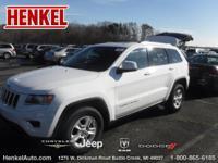 Options:  2015 Jeep Grand Cherokee Laredo 4X4|Bright