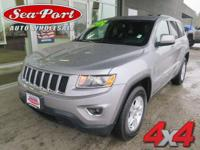 Tried-and-true, this Used 2015 Jeep Grand Cherokee