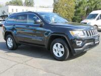 This 2015 Jeep Grand Cherokee 4WD 4dr Laredo is offered
