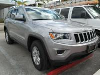 No accidents Clean Carfax. Grand Cherokee Laredo, 3.6L