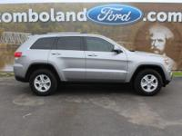 2015 Jeep Grand Cherokee Laredo Billet Silver Metallic