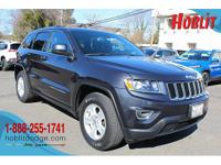Jeep Factory Certified, CARFAX One-Owner, Alloys, Roof