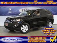 * Just in folks! This 2015 jeep cherokee laredo has