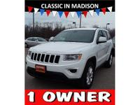 This one owner 2015 Jeep Grand Cherokee has 17-inch