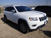 Options:  2015 Jeep Grand Cherokee Limited 4X2|Step
