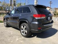 Options:  2015 Jeep G Cherokee Limited|Maximum Steel