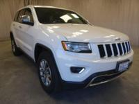 Come see this 2015 Jeep Grand Cherokee Limited. Its