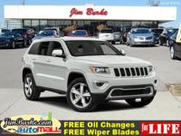 -CARFAX 1-Owner This 2015 Jeep Grand Cherokee Limited