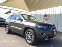 Step into the 2015 Jeep Grand Cherokee! Comprehensive