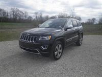 ONE OWNER GRAND CHEROKEE!! LOCAL TRADE!! LOW MILES!!